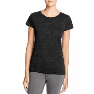 Alternative Apparel Burnout Perfect Fit Tee Black
